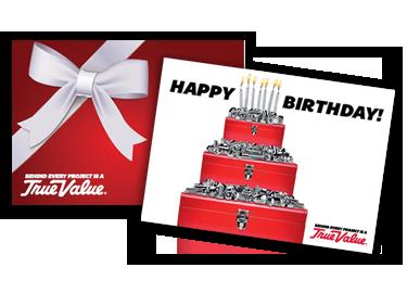 True Value Gift Cards From Cashstar